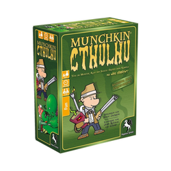 Pegasus Spiel, Munchkin Cthulhu (Kartenspiel)