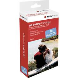 AgfaPhoto AMC20 Fotodrucker Fotopapier 1St.