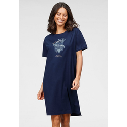 Triumph Nachthemd mit floralen Frontdruck 42
