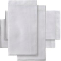DDDDD Stoffserviette Latus, (Set, 4 St), Damast, 50x50 cm weiß