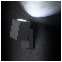 Licht-Trend LED Außen-Wandleuchte Movimento LED Außen 530 Lumen