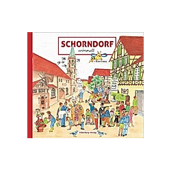 Schorndorf wimmelt. Christl Schlag  - Buch
