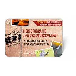 Tierfotografie Wildes Deutschland