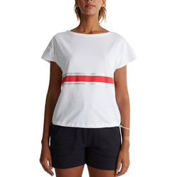 esprit sports T-Shirt mit regulierbarer Saumweite XL (42)