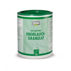 Grau Naturreines Knoblauch-Granulat