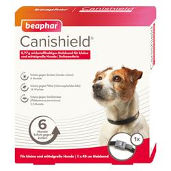 Canishield 0,77g für kleine+mittelgroße Hunde 48cm