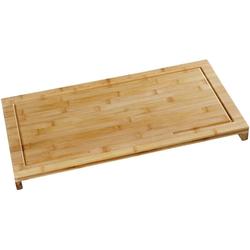 Kesper Schneide- und Abdeckplatte Herdabdeckplatte, Bambus, (1 tlg)