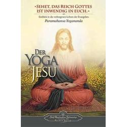 Der Yoga Jesu als Buch von Paramahansa Yogananda