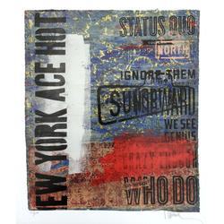 Kunstdruck ACE(BH 60x80 cm)