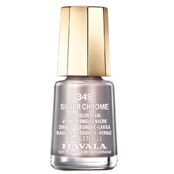 Mavala Nagellack Metropolitan Color's Silver Chrome 5 ml