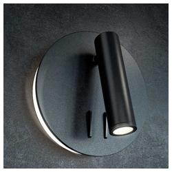 Licht-Trend Wandleuchte LED Bettlampe mit indirektem Licht und Spot