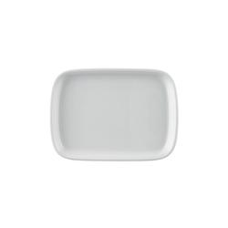 Thomas Porzellan Servierplatte Trend Weiß Platte 28 cm, Porzellan, (1-tlg)
