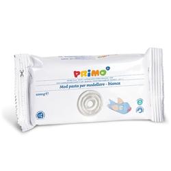 PRIMO Mod lufthärtende Modelliermasse 1000 g, Weiß