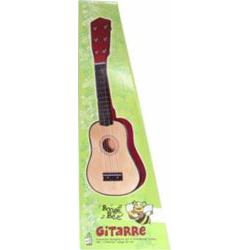 BGB Holzgitarre mit 6 Saiten,