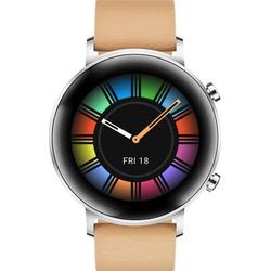 HUAWEI Watch GT 2 (42 mm) Smartwatch M Beige