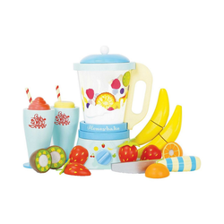 Le Toy Van Kinder-Küchenset Honeybake Früchte & Mixerset
