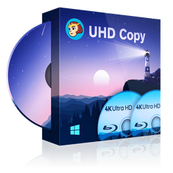 DVDFab UHD Copy, Windows