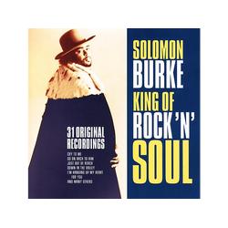 Solomon Burke - King Of Rock'N'Soul (CD)