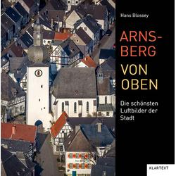 Arnsberg von oben als Buch von