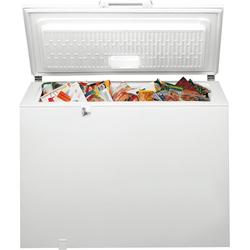 Gefriertruhe, 118 cm breit, 215 Liter, Gefriertruhe, 649368-0 weiß weiß
