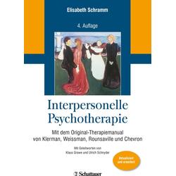 Interpersonelle Psychotherapie: eBook von Elisabeth Schramm