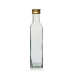 250ml Klarglasflasche