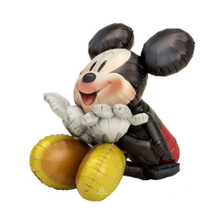 Amscan Airwalker-Ballons Folienballon Airwalker Mickey Maus Forever