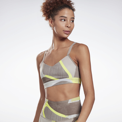 Lux Strappy Sports Bra