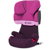Cybex Solution X-Fix purple rain
