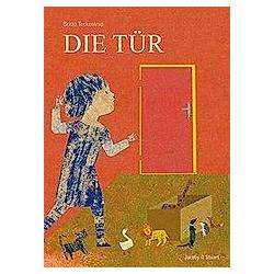 Die Tür. Britta Teckentrup  - Buch