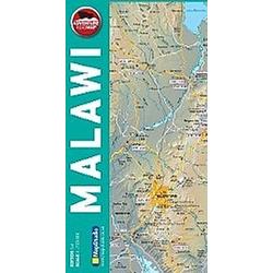 Malawi 1 : 750 000 - Buch