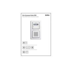 Gira Display Unterputz-Radio 1690110
