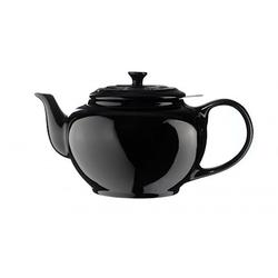 Le Creuset Teekanne mit Metallsieb 1,3 L Schwarz