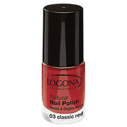 Logona No. 03 Classic Red Nagellack 4ml