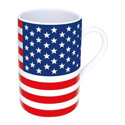 Könitz Becher Flaggenbecher USA 310 ml