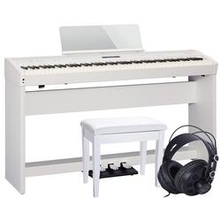Roland FP-60 Stage-Piano Weiß Set