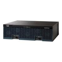 Cisco 3945 Integrated Services Router (CISCO3945/K9)
