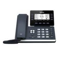 Yealink SIP-T53W VoIP-Telefon Schwarz