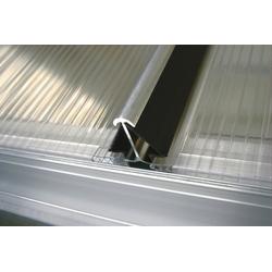 Vitavia Stabilisierungsprofil Gr. L, für Gewächshäuser mit 6 mm Hohlkammerplatten