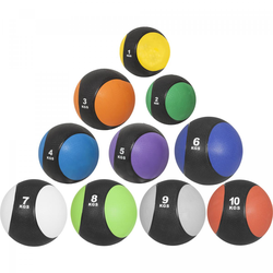 Medizinball Set 55 kg