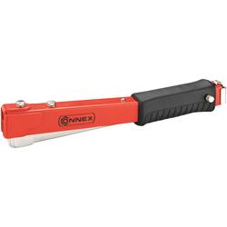 Connex Hammertacker rot Tacker Werkzeug Maschinen