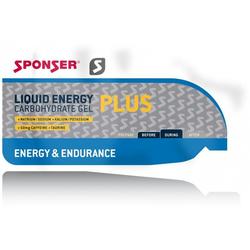 Sponser Liquid Energy Plus, 40 x 35 g Sachets