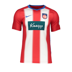 FC Heidenheim Trikot rot / weiß, Größe 146, 4784286