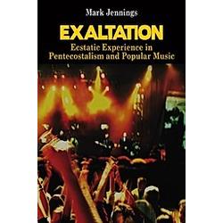 Exaltation. Mark Jennings  - Buch