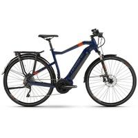 Haibike Sduro Trekking 5.0 28 Zoll RH  56 cm blue/orange/titan 2020