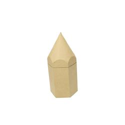VBS Aufbewahrungsbox, Pappmaché, für Stifte, Ø 9,5 cm