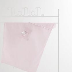 Jersey Cover für Nanan Coccolo Pink Kinderwagen