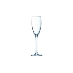 Chef & Sommelier Sektglas Cabernet Tulip, Krysta Kristallglas, Sektglas Sektkelch 160ml Krysta Kristallglas transparent 6 Stück Ø 7 cm x 22.5 cm