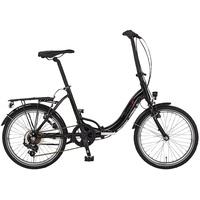 "Prophete URBANICER 20.BSU.10 City Bike 20"" Zoll, schwarz"