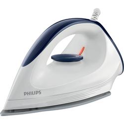 Philips Trockenbügeleisen GC160/02 mit DynaGlide-Bügelsohle, 1200 Watt, Bügeleisen, 91102968-0 blau blau